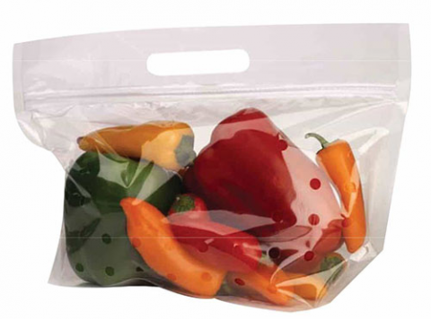 Light duty fruit-vegetables and bread bags