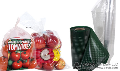 Light duty fruit vegetables and bread bags